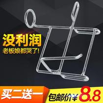 Electric WRENCH Special Hook bracket hanger bag rack general iron bag waistband belt left hand right