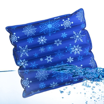 Summer ice cushion summer ice bag ICE car pillow office chair cushion cooling ice crystal cool mat student adult