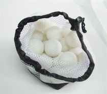 Golf ball bag three-dimensional ball bag net bag golf accessories up to 30 balls