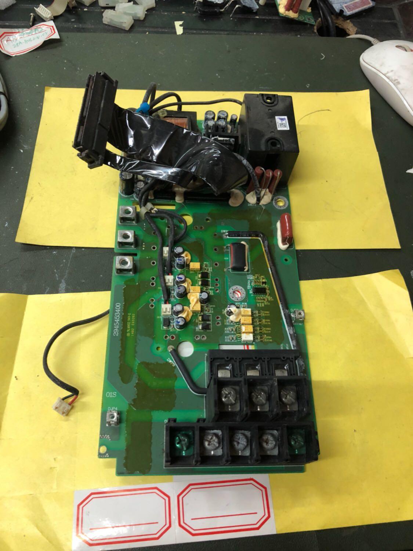 USED Mitsubishi inverter d740 cpu bc186a830g54