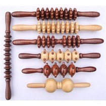 Wooden leg skinny Leg massager Spine massager Manual massage Equipment Roller Massager skinny leg artifact