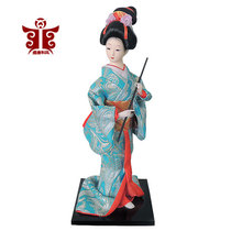 Shengtang and wind custom tatami doll Riki decoration tatami and Room Decoration collapse Miao and even
