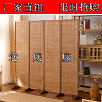 Screen restaurant hotel screen partition wall bedroom shelter home Chinese folding folding Office screen