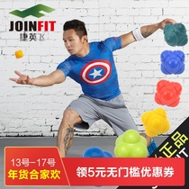 Joinfit tourner six badminton de ping-pong coin réaction ball tennis ball Agile formation les sensibles ball ball