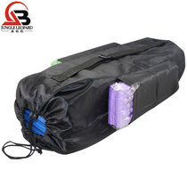 Jungle Leopard Egg Groove moisture-proof pad bag back bag waterproof wear-resistant Oxford fabric moisture-proof pad back bag