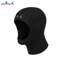 Diving head set mens and womens 1MM-3MM snorkelsurf sun diving cap winter swim warm diving cap