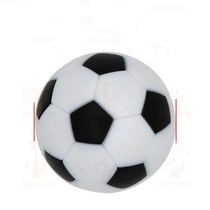 Table fish tank football ball plastic hard ball special ball table football accessories