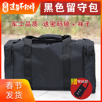 Genuine digital camouflage bag New 07 before shipment bag after Bag Bag Carry Bag Black left bag