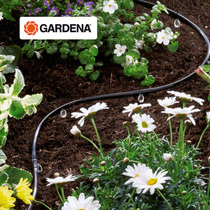Germany imported Gardena ground drip pipe balcony drip set garden watering flower water-saving micro-drip 15 meters