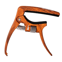 Arnoma AC-30 variable tone clip strength adjustment guitar wood ballad transpose clip metal variable tone capo