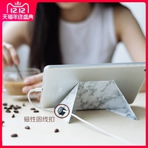 2019 new ipad tablet stand surface Phone lazy X clip universal multi-function laptop portable live Huawei M6 video support bracket switch universal shelf