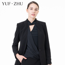 YUF.ZHU Yu Fang Zhu 2019 summer new womens suits spring ladies jacket Jacket small suit
