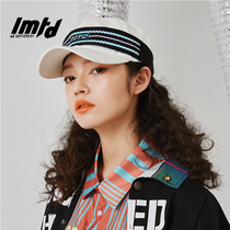 IMTD four-color removable baseball cap men and women with the same casual cap simple cap.