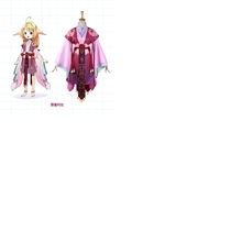 Spot small matchmaker cos clothing Tu Shan su su red fox demon cosplay Perruque Antiquité Han costume anime costume