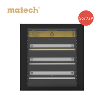 Matech Madek smart home module integrated control wiring box dark platinum smart dark 56P 72P.