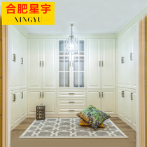 Wuhan whole cabinet Custom Hefei open Wardrobe custom-made Wuxi cabinets customized wardrobe