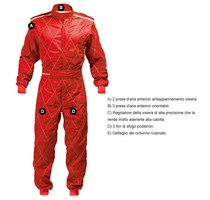 In the United car Siamese racing suits Subaru Ferrari Porsche special Siamese racing suits Kart clothes