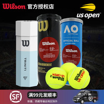 Wilson tennis genuine Australian tennis can be installed in the United States professional tennis tournament Wilson beginner practice training ball