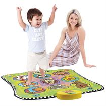 Childrens dance blanket early education enlightenment childrens early childhood education Puzzle Music pad dance blanket girls baby girl toys