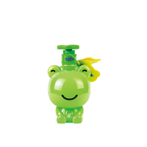 Frog Prince childrens hand wash genuine portable foam gentle antibacterial baby care supplies childrens hand wash