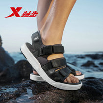 Special step Mens sandals 2019 spring and summer comfortable casual beach shoes Velcro fashion trend sports sandals men