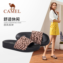 Camel shoes 2019 summer new sandals women flat comfortable fashion wild sandals women cool slippers women wear
