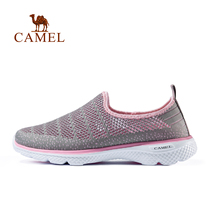 (2019 new) camel outdoor casual shoes spring and summer breathable dry leisure travel hiking shoes women