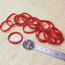 Rubber band high elastic wear durable type garden rubber band like rubber band industrial office rubber band Big Red bundle dish ring