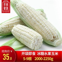 (Boiled water preferred)fruit milk corn sweet corn instant raw sugar corn fresh about 4-4 5 pounds