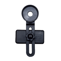 Mobile phone camera clip