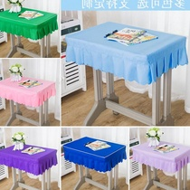 Custom primary school students tablecloth table cover desk set student desk Desk Set cover 40 × 60 learning desk set student desk