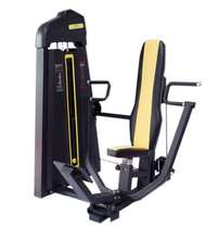 Shandong Lishan sitting push chest trainer chest muscle training under the oblique chest fitness equipment