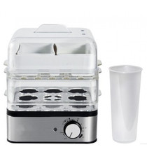 Chinese breakfast machine egg steamer egg steamer three automatic power-off egg steamer electric steamer