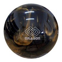Private personal bowling Bowling supplies Black Gold straight ball flying saucer ball arc complement