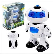 Childrens toys electric robot remote control robot light music dancing robot men and women birthday ceremony