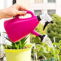 Hand-pressure dual-use large watering pot home watering pot gardening watering flower watering pot watering pot