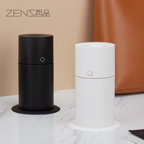 Zhepin early cloud ultrasonic fragrance machine humidifier spray incense machine office home USB aromatherapy humidifier
