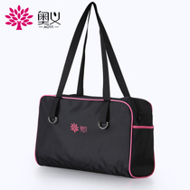 The multi-function yoga mat backpack sports gym running multi-function storage bag can be shoulder