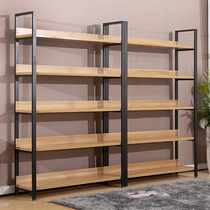 Boutique shelves exhibition sample shoe store display rack display rack product portfolio container jewelry rack island cabinet