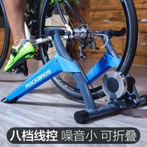 Rock Brothers bike riding Taiwan road car mountain bike training Taiwan magnetic resistance indoor fitness training Taiwan