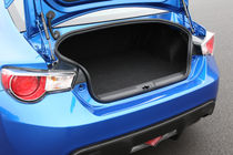 Subaru full line VX forest lion Outback BRZ original suede car blanket trunk mat rear compartment pad is