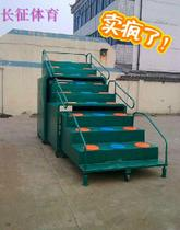 Venue mobile retractable grandstand timekeeping station terminal referee Taiwan Athletics sports equipment 12-27
