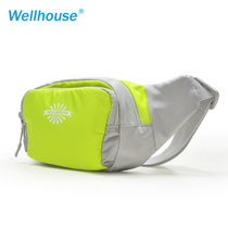 Wellhouse Waterproof Travel outdoor casual crossbody bag chest packets shoulder bag ride bag