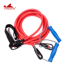 British hair in the water red pull rope swimming training muscle training water equipment rally AB thickness