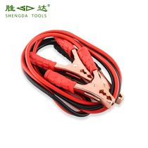 Shengda tools take fire cable batterie clip cable car emergency line batterie de voiture fire