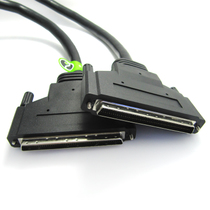 Floating too S511 SCSI 100P HPDB100P pin hpdb100p pin cable male to Male 1 5 meters