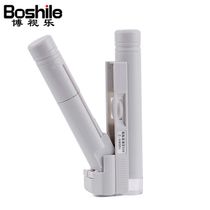 Bo-Eye Magnifying Glass High-fold HD 100x with LED light with scale hand-held portable professional microscope