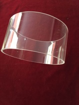 Transparent acrylic tube plexiglass tube PMMA tube diameter 3mm-1500mm can be customized cutting processing