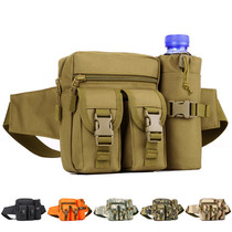 Outdoor travel climbing running sports sports kettle waist bag male riding travel waterproof multi-purpose hiking female