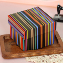 Yiwino exquisite exquisite paper box packaging box small storage box square gift box 10-I